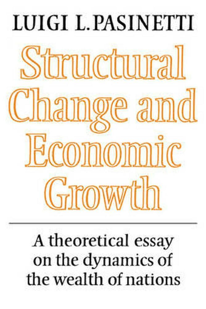 Economic growth: A review essay - ScienceDirect