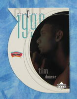 1997 Upper Deck Rookie Discovery, #R1, Tim Duncan, L-705
