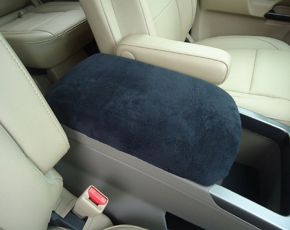 Auto Center Armrest Covers Center Console Cover U6