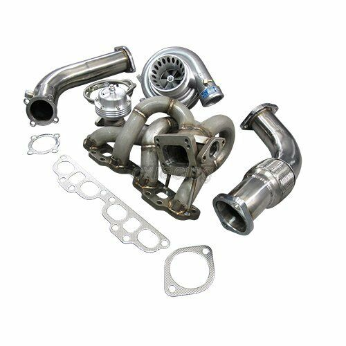 Sr20det Turbo: CXRacing Top Mount T3 GT35 Turbo Kit For Datsun 510 With