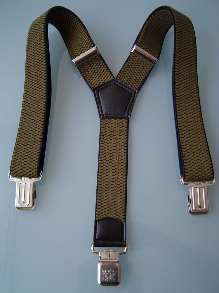 Find mens suspenders from a vast selection of Accessories for Men. Get great deals on eBay!