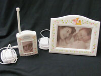 New Without Box Westinghouse Bunny Luv Baby Photo Frame and Monitor DA1084