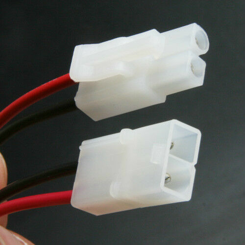 10pcs Large 2pin Terminal Lead Wire Harness