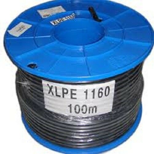 Single Core Wire Mm : Electrical v cable xlpe mm single core double
