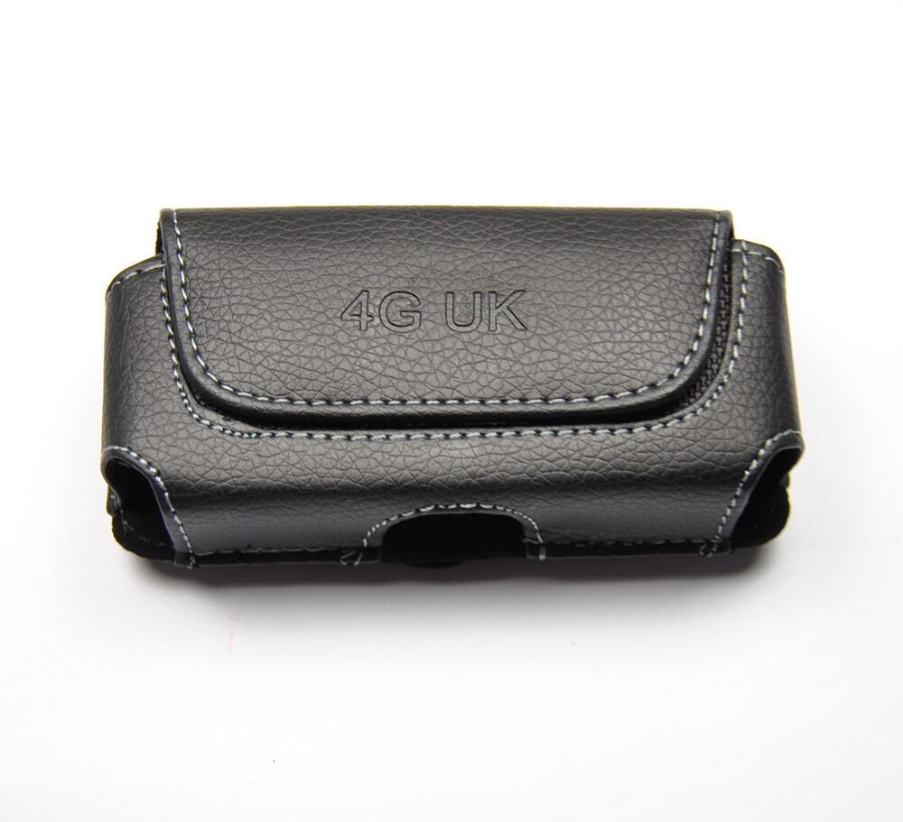 belt loop pouch fix faux leather for nokia 6300 6700