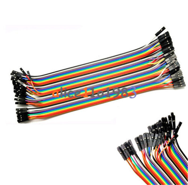 4 Pin Cable Arduino : New pcs dupont wire cable p pin connector mm