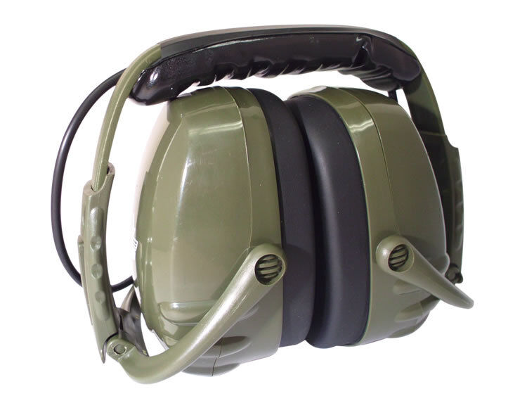 Ear Muff & Hearing Protection
