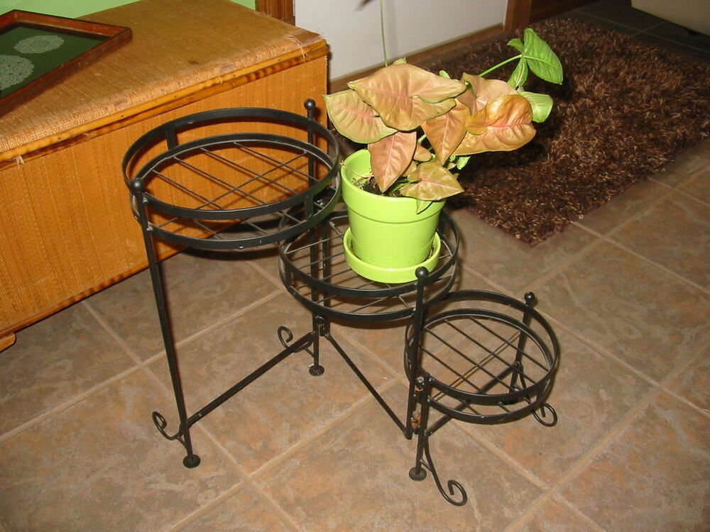 Small Chair Plant Holder