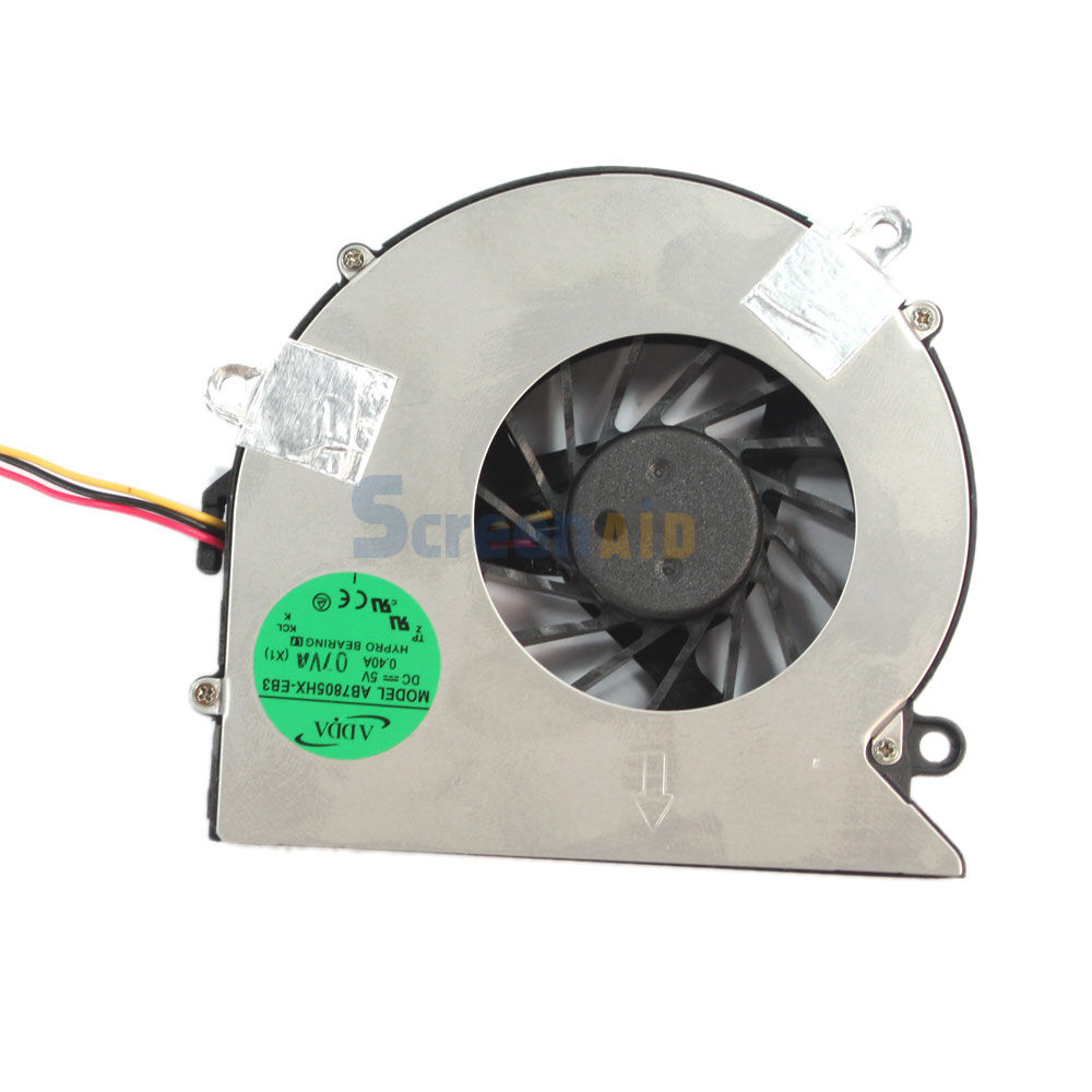 Computer Cooling Fans : New laptop cpu cooling fan for acer aspire