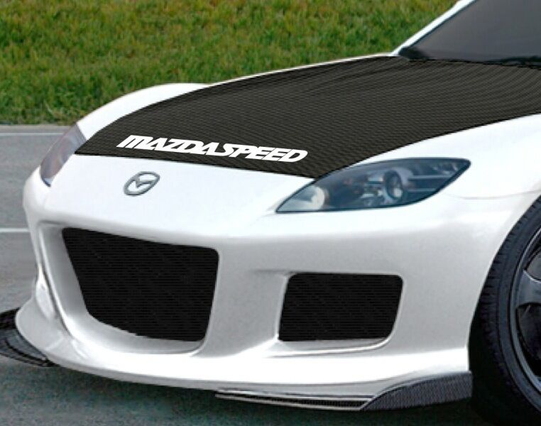 Mazda Speed 3 >> MAZDA SPEED 3 5 6 CX7 RX7 RX8 Mazdaspeed Racing Decal ...