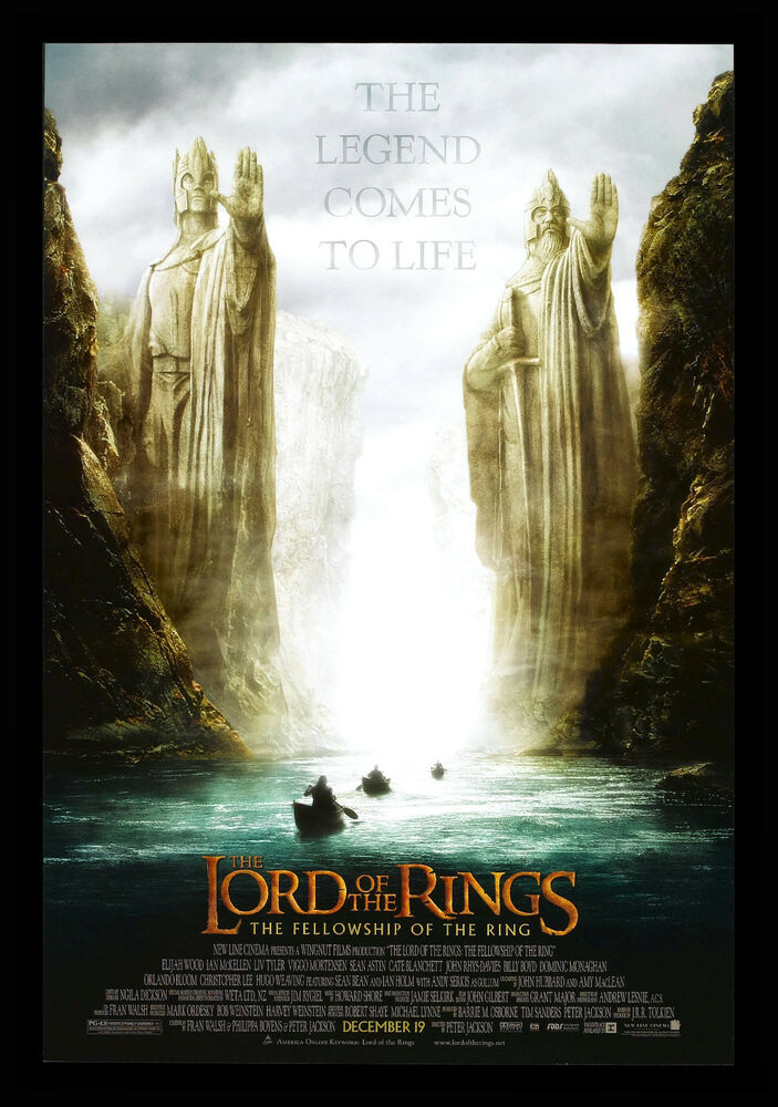 Lord Of The Rings The Fellowship Movie Summary