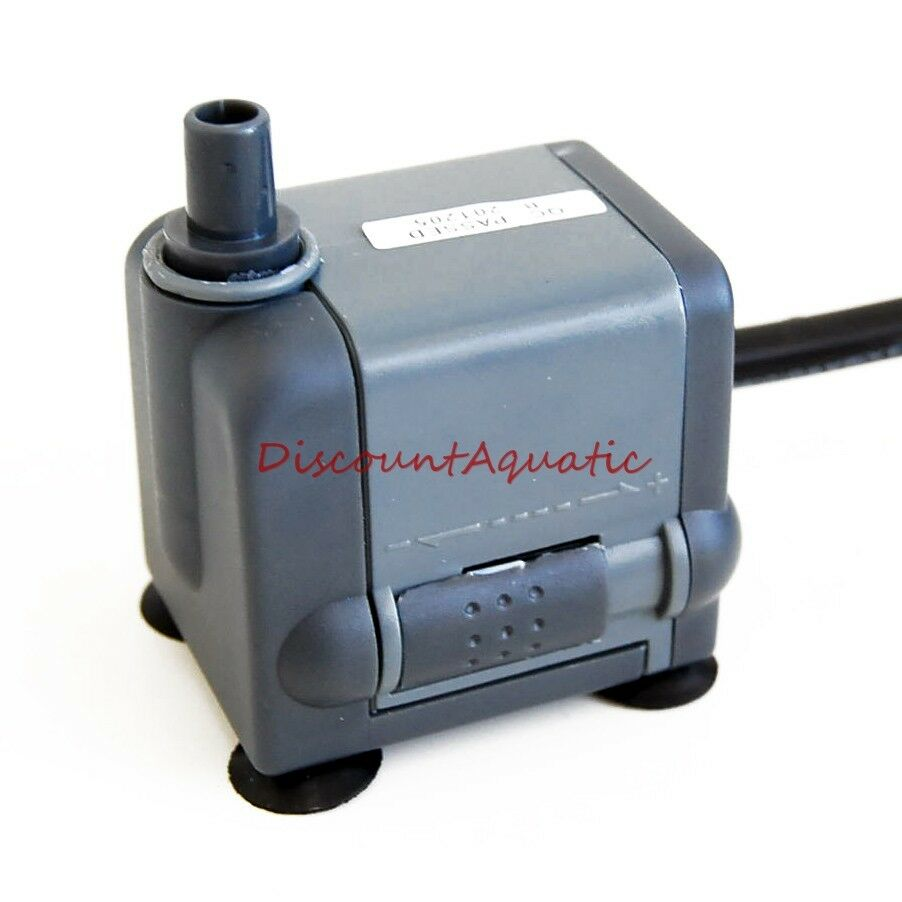 105gph submersible pump aquarium fish tank powerhead for Fish water pump