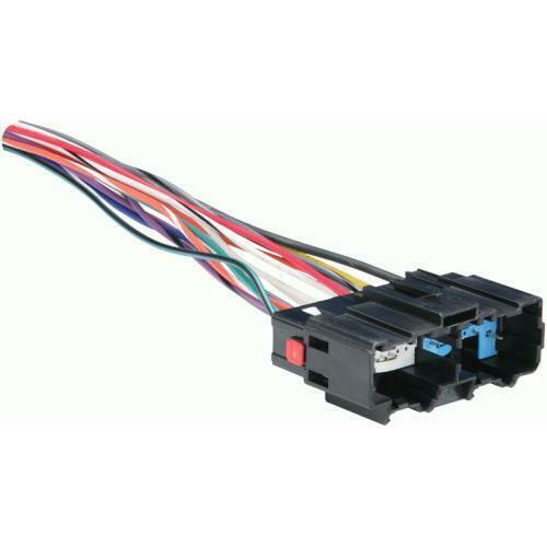 metra 70 2202 wiring harness for 2006 saturn vue ion ebay