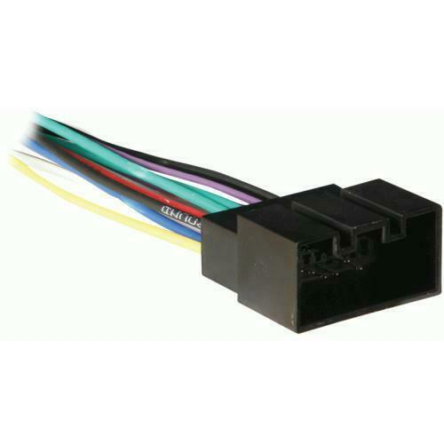 Metra 70 9500 Wiring Harness For Select 2001 2008 Land Rover