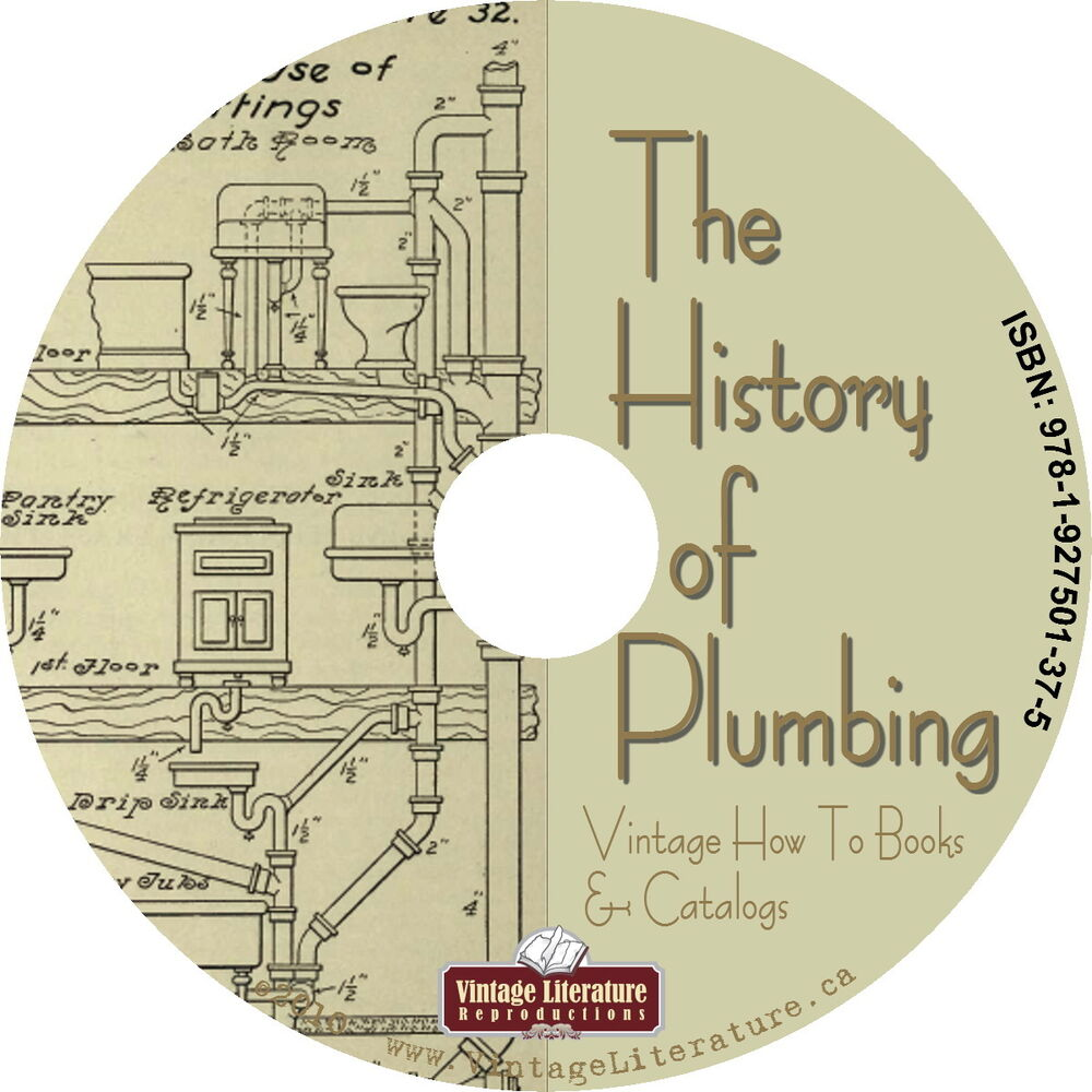 the history of plumbing Interesting historical facts about the history of plumbing in the buildings of the northeast.