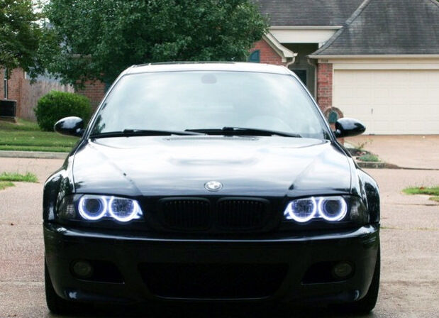 Bmw E38 Angel Eyes Installation
