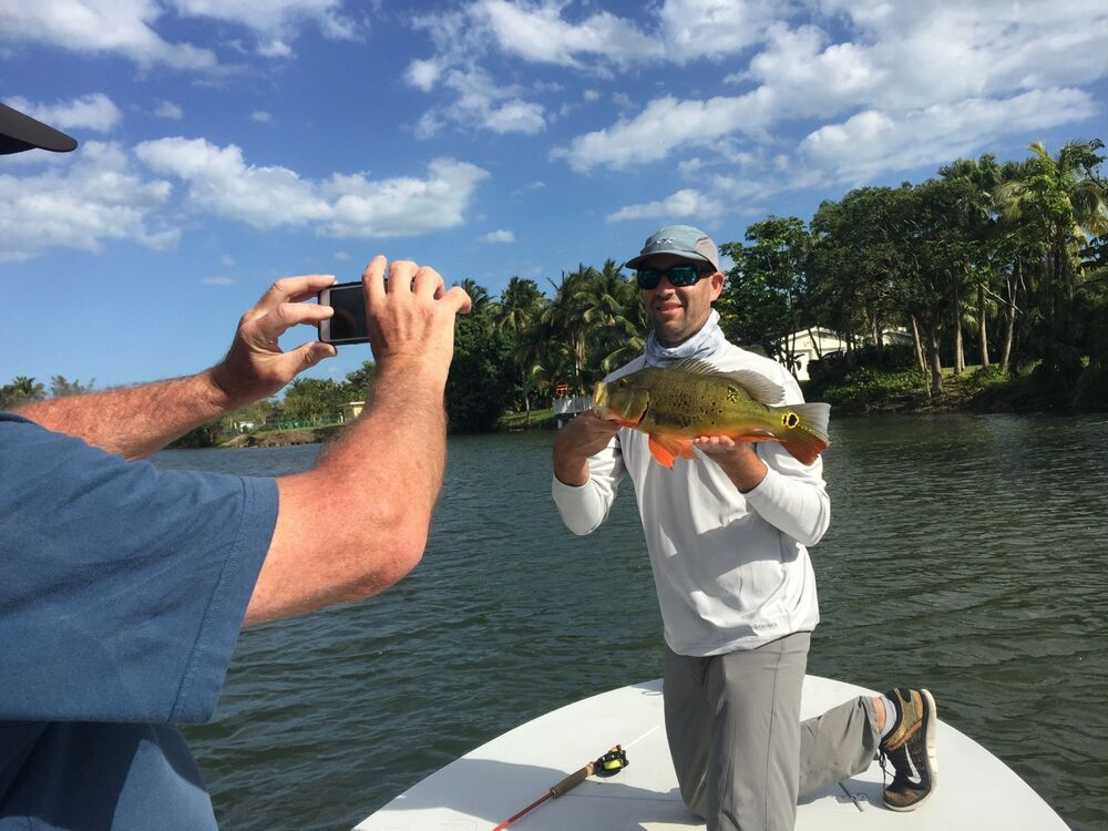 South florida peacockbass fishing guide service ebay for South florida fishing