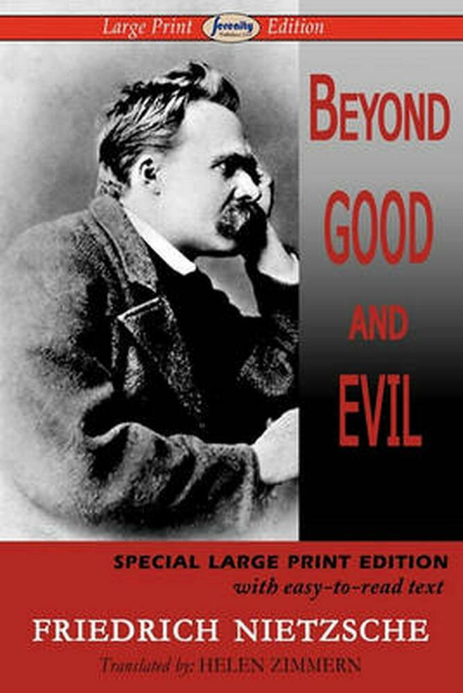 the will to power in the book beyond good and evil by friedrich nietzsche Beyond good and evil friedrich nietzsche all you can books gives you unlimited access to over 40,000 audiobooks nietzsche definitely had the will to power.