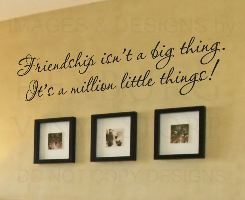 Friendship Wall Art - Elitflat