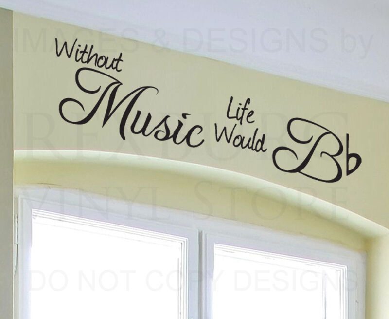 Wall decal sticker quote vinyl art lettering design - Over the garden wall soundtrack vinyl ...