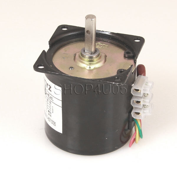 New 60ktyz permanent magnetic synchronous motor 220 240v for Permanent magnet synchronous motor