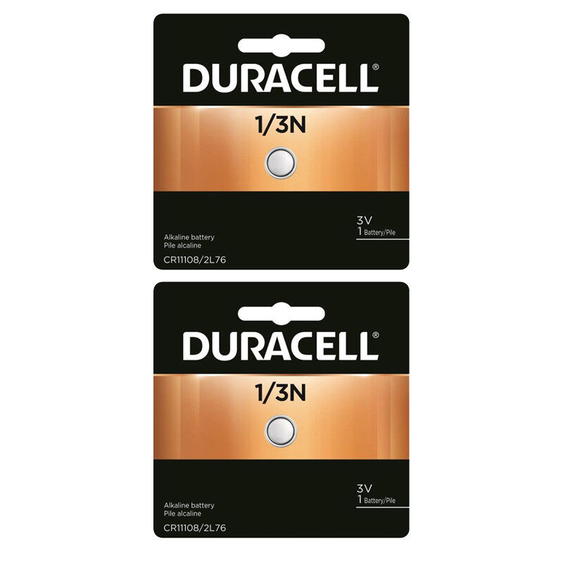 2 pcs duracell 2l76 1 3n cr1 3n dl1 3n k58l 3v lithium. Black Bedroom Furniture Sets. Home Design Ideas