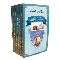 Enid Blyton Malory Towers Collection 6 Books Set Pack New Paperback Vol 1 to 6