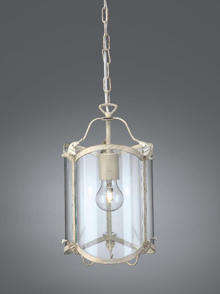 stylish indoor lantern ceiling light pendant in white gold