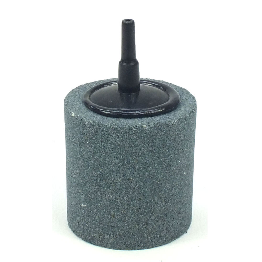 Yamistu kockney koi half can fish pond tank air stone for Fish pond aerator