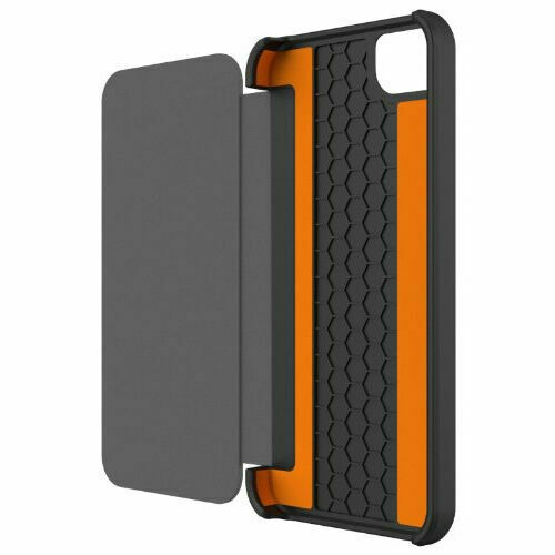 new genuine tech21 d30 impact snap case with cover for iphone 5 5s se black ebay. Black Bedroom Furniture Sets. Home Design Ideas