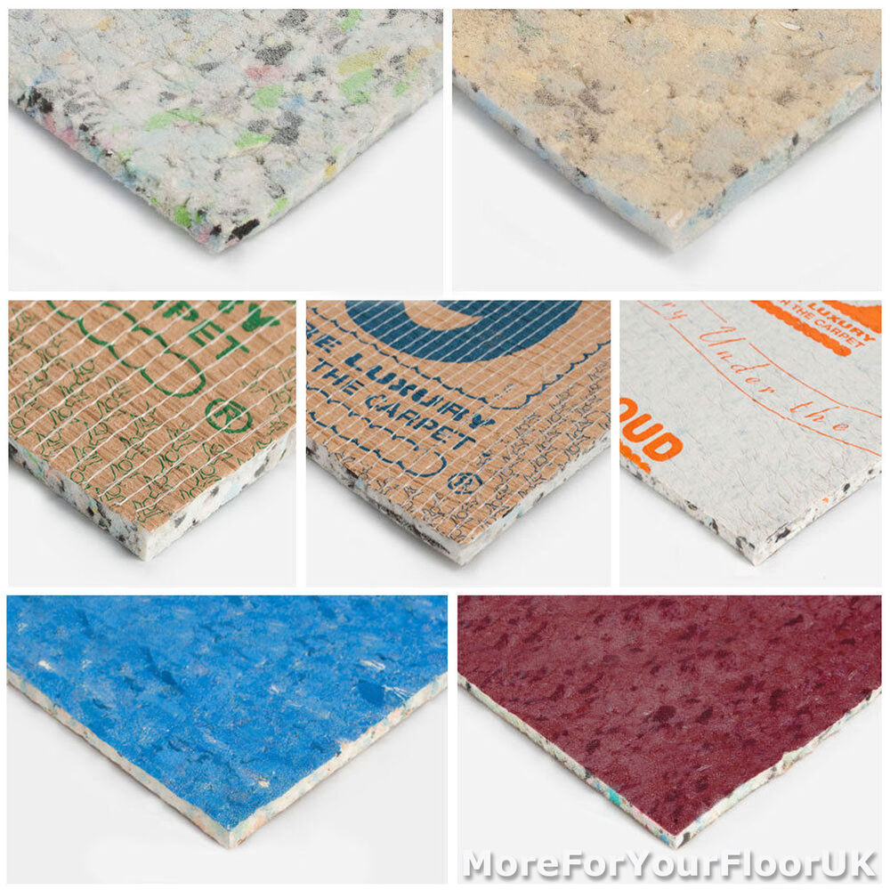 Quality carpet underlay rolls brand new thick luxury pu for Best quality carpet brands