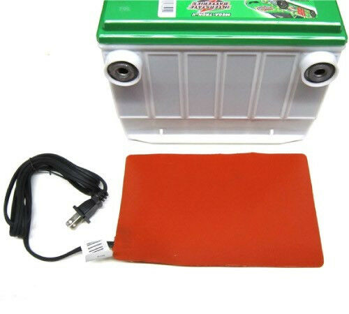 Battery Heater Battery Thermal Pad Heater Battery Saver 60