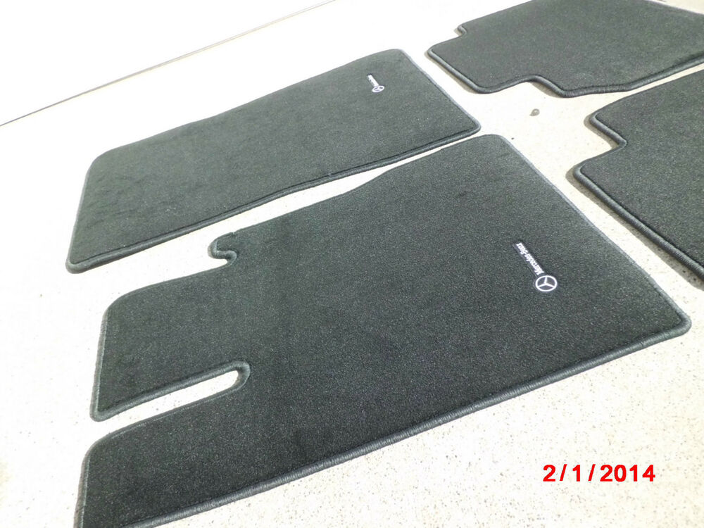 2000 2006 mercedes benz s55 amg floor mat mats w220 s430 s500 s600. Cars Review. Best American Auto & Cars Review