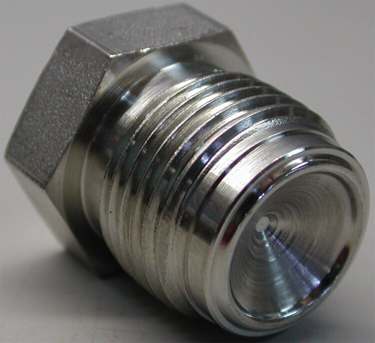 Swagelok ss vcr face seal fitting in plug