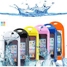 Black Blue White Pink Waterproof Hard Case for Apple iPhone 4 4S 20 ft 6 Meter