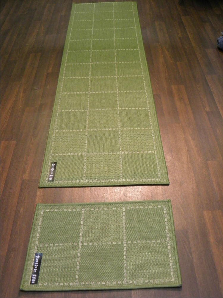 Flat Weave 6ft Runner Woven Non Slip Tough Rugs Kitchen Caravan Mats Free P P Ebay