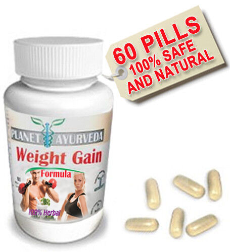 Gain Weight Pills Tablets for WOMEN & MEN Fast!- QTY 60 | eBay