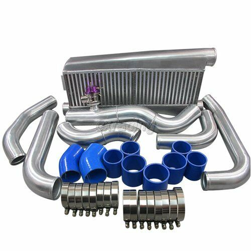 Turbo Kit Ge8: FMIC Twin Turbo Intercooler Kit For 79-93 Fox Body Ford