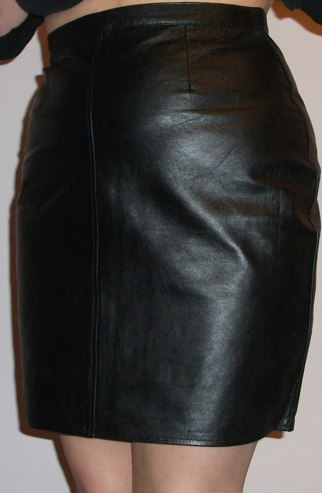 Luxury Genuine Lamb Skin Leather Lady Women Mini Skirt With a Diagonal Genuine Lambskin Napa Leather High-Rise Upper Knee Length Darts Back Zipper Mini Skirt ES Olly And Ally Ladies Sexy Real Genuine Soft Sheep Nappa Leather Mini Skirt. by Olly And Ally. $ - $ $ 59 $ 73 FREE Shipping on eligible orders. See Details.