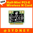 NEW Atheros AR5B95 Wireless N 802.11n Half-Mini PCI-E WIFI WLAN Card #605560-005