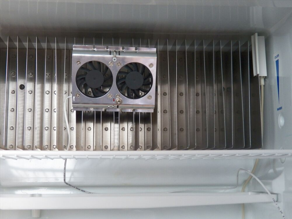 Dometic Refrig Fan W On Off Switch Increases Cooling