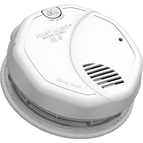 first alert brk electronics 3120b dual photo ion sensor smoke detector nib ebay. Black Bedroom Furniture Sets. Home Design Ideas