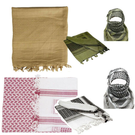 img-New Military Army SHEMAGH SCARF ARAB/SAS/RETRO Tactical ( 4 colours available