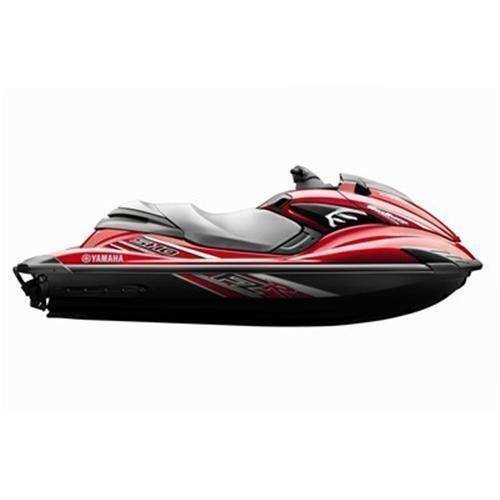 yamaha waverunner jetski fzr fzs factory workshop service