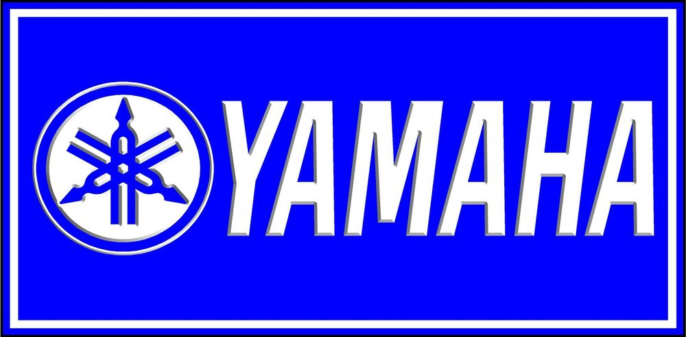 Yamaha Banner 2 Sign Flag High Quality R1 R6 Nytro