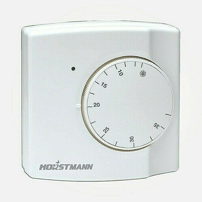 Hrt3 Central Heating Thermostat Horstmann Room Stat