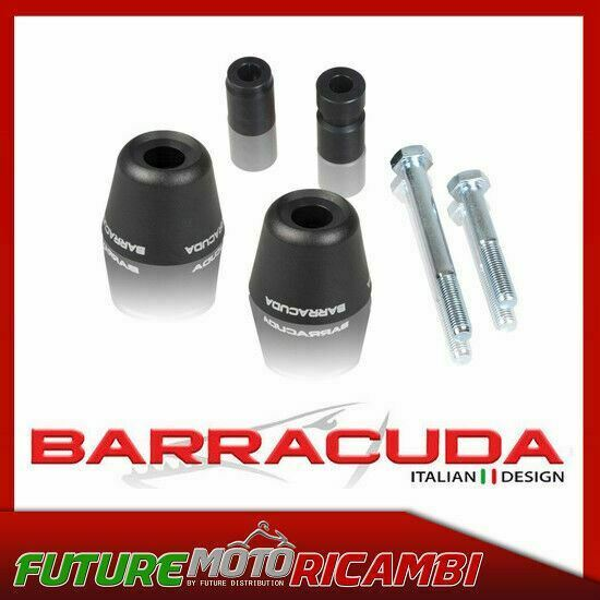 BARRACUDA KIT TAMPONI PARATELAIO YAMAHA FZ6 SAVE CARTER