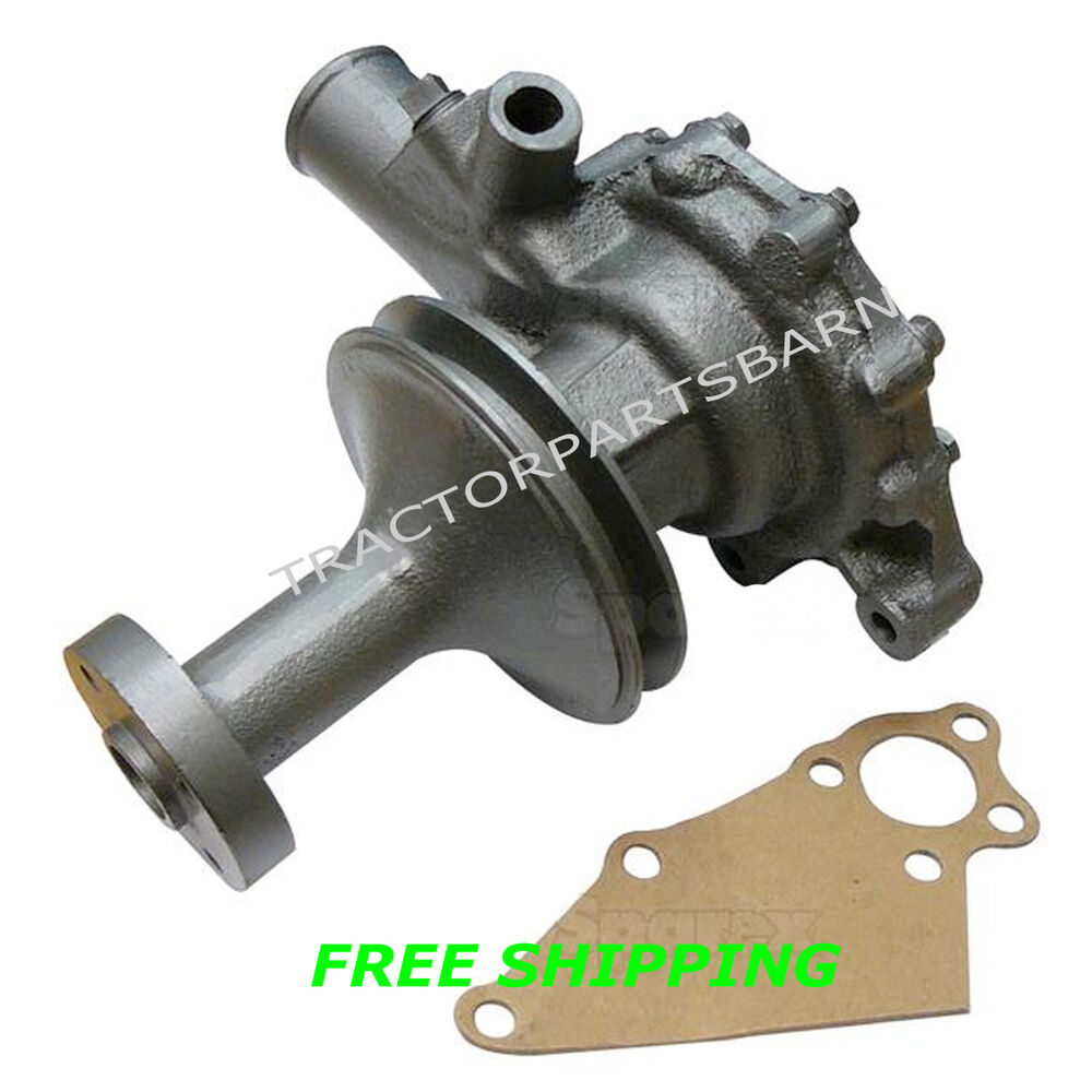 Tractor Water Lift : Ford new holland tractor water pump gasket hub