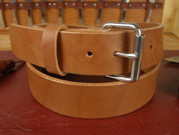 1 3 4 Quot Heavy Duty Leather Work Tool Gun Holster Belt Amish