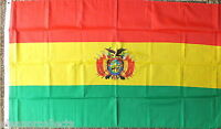 Bolivian Flag 5x3 Football Sports Tourism 5x3 Business Politics Hotels bnip